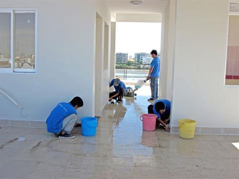 Kết quả hình ảnh cho Dịch vụ vệ sinh công nghiệp tại TP Vinh Nghệ An